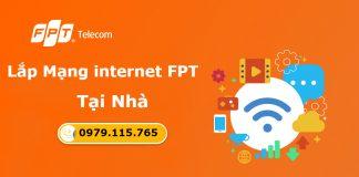 lắp mạng internet fpt tại nhà