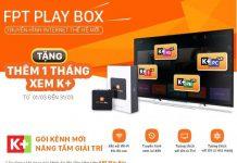 FPT Play box Bình Dương