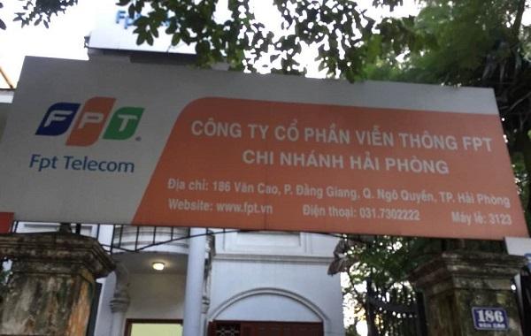FPT Telecom Hải Phòng