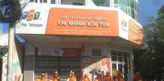 FPT Telecom Kon Tum