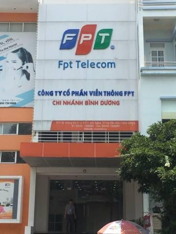 internet FPT Thủ Dầu Một, Bình Dương