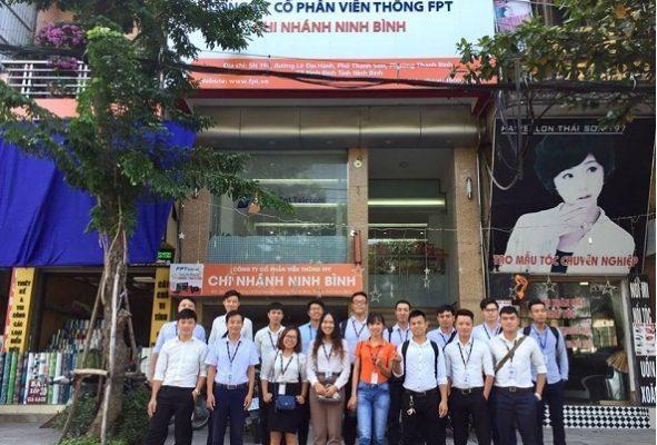 Lắp Mạng FPT Ninh Bình