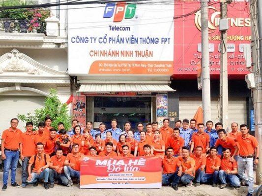 Lắp Mạng FPT Ninh Thuận