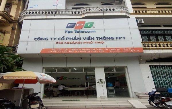 Lắp Mạng FPT Phú Thọ