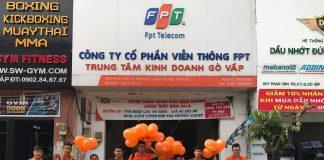 Lắp mạng Internet FPT Quận Gò Vấp