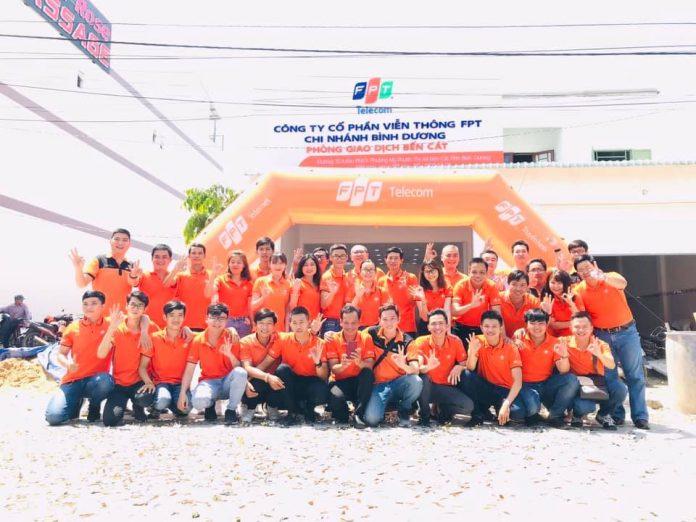 internet FPT Bến Cát, Bình Dương