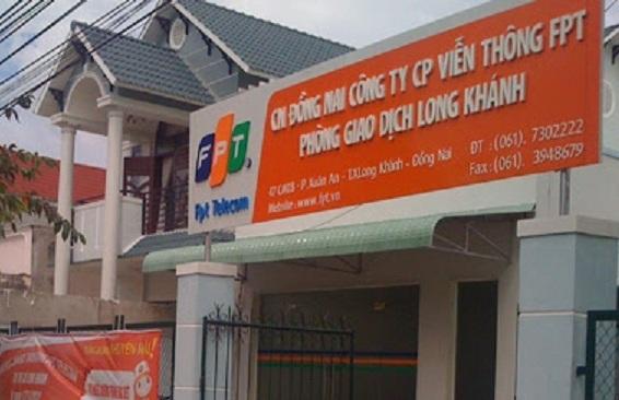 internet FPT Long Khánh, Đồng Nai