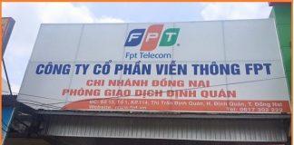 internet FPT Định Quán, Đồng Nai