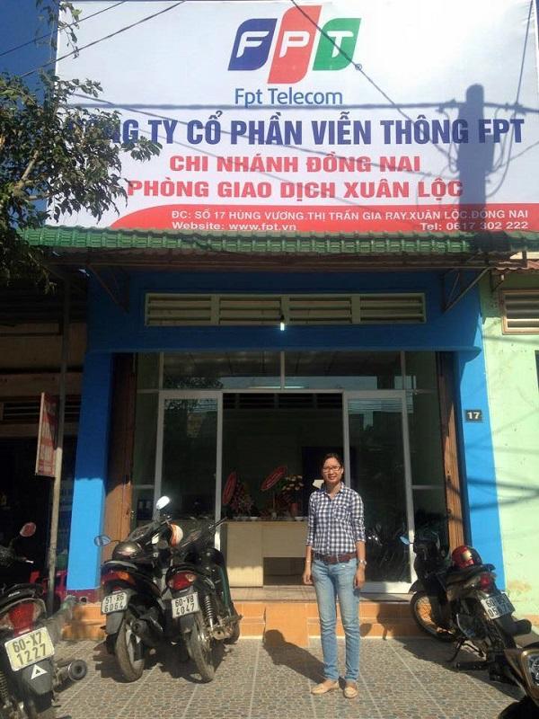 internet FPT Xuân Lộc, Đồng Nai