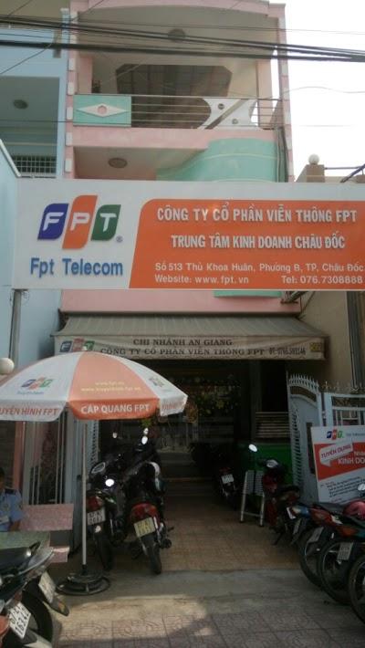 Internet FPT Thị xã Châu Đốc, An Giang