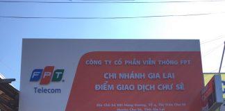 Internet FPT Huyện Chư Sê, Gia Lai
