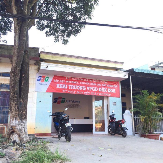 Internet FPT Huyện Đak Đoa, Gia Lai