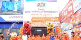 internet FPT huyện Cái Nước, Cà mau