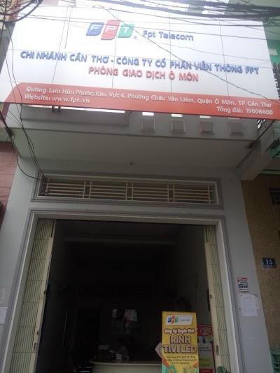 internet FPT Quận Ô Môn, Cần Thơ