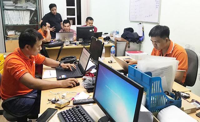 FPT Telecom Bình Định khôi phục 100% hạ tầng sau bão