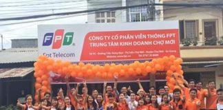 Internet FPT Huyện Chợ Mới, An Giang