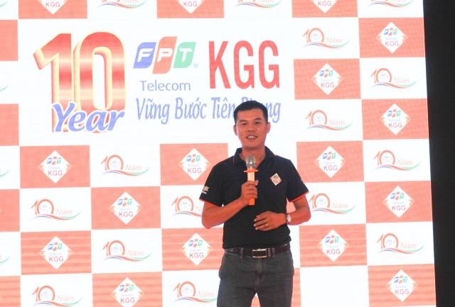 FPT Telecom Kiên Giang kỷ niệm sinh nhật 10 năm