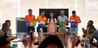 FPT Telecom Ninh Thuận lập hattrick 'Đường lên đỉnh OKR'