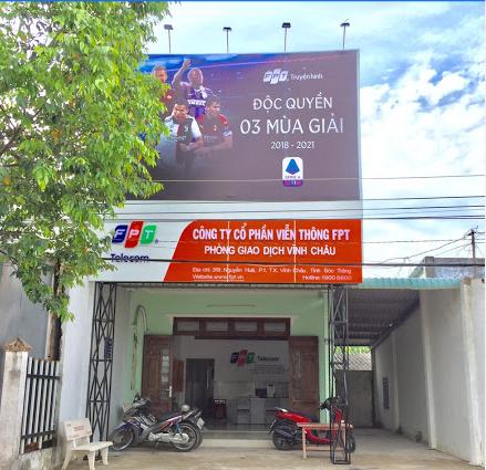 internet FPT Thị xã Vĩnh Châu, Sóc Trăng