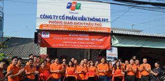 Internet FPT Huyện Châu Phú, An Giang