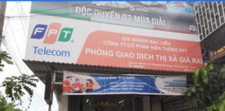 internet FPT Huyện Giá Rai Bạc Liêu