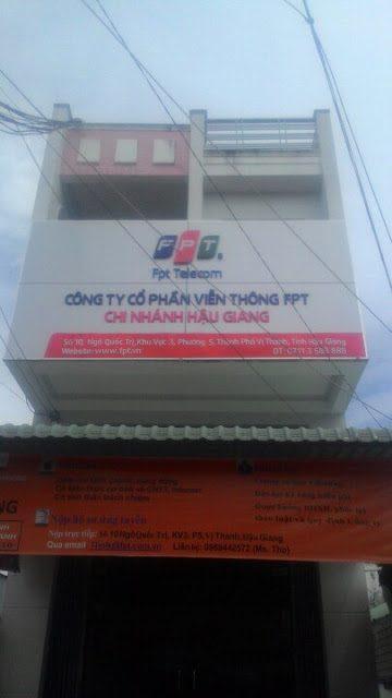 FPT thành phố Vị Thanh, Hậu Giang