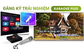 Hát Karaoke cực chất trên FPT Play Box