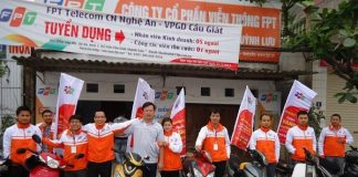 Internet FPT Huyện Quỳnh Lưu, Nghệ An
