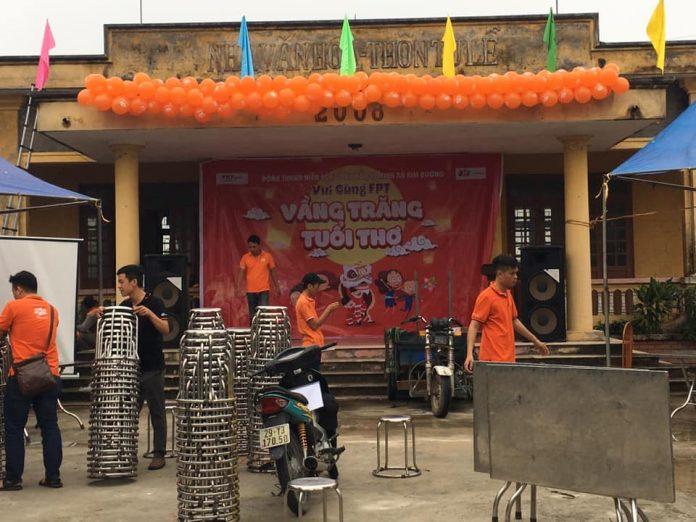 Internet FPT Thị xã Thái Hòa, Nghệ An