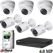 Lắp đặt 6 camera FPT HD