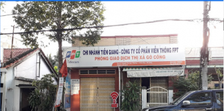 internet FPT thị xã Gò Công, Tiền Giang