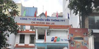 Internet FPT Thành Phố Pleiku, Gia Lai