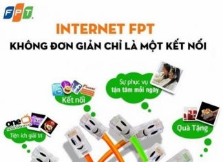 Dịch vụ lắp đặt internet FPT tại Bình Phước