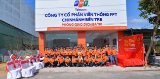 internet FPT Huyện Ba Tri, Bến Tre