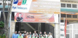 Internet FPT Thị xã Tân Châu, An Giang