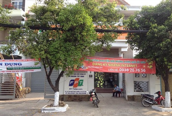 internet FPT Thành Phố Tây Ninh