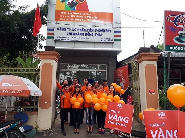 internet FPT Thành phố Cao Lãnh Đồng Tháp