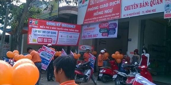 internet FPT Thị Xã Hồng Ngự, Đồng Tháp