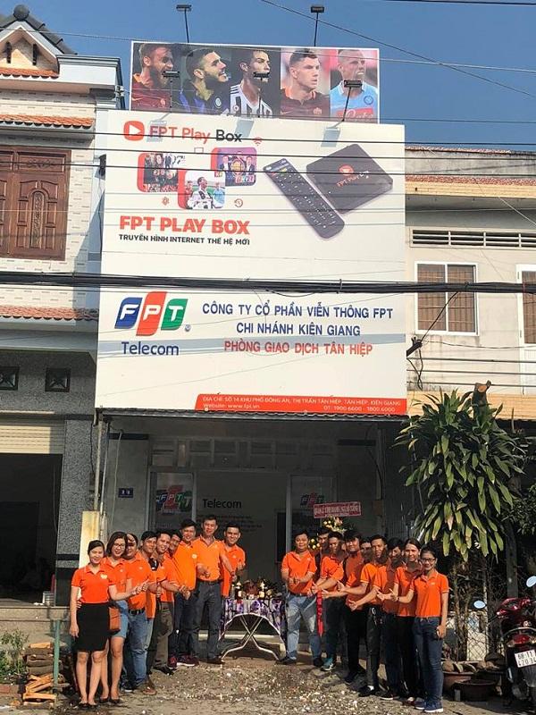 internet FPT Huyện Tân Hiệp, Kiên Giang
