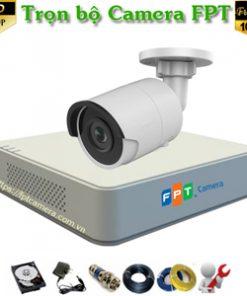 Lắp đặt camera FPT
