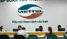 Điểm giao dịch Viettel tại Bình Dương