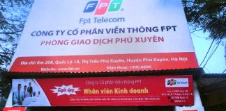 Lắp Mạng FPT Huyện Phú Xuyên