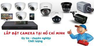 Lắp Đặt Camera FPT Sài Gòn