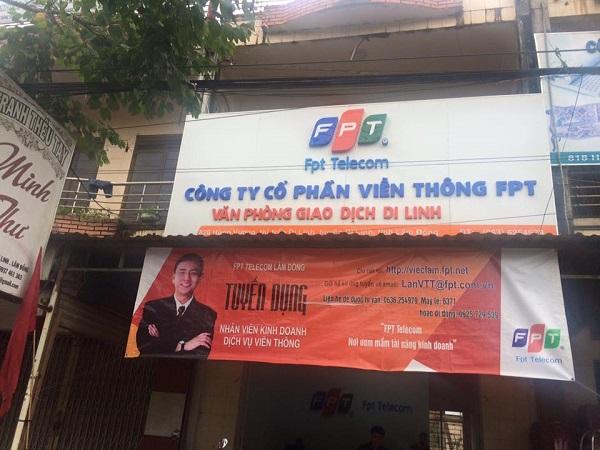Lắp Mạng FPT Huyện Di Linh