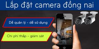 Lắp Camera FPT Đồng Nai