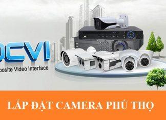 Lắp Camera FPT Phú Thọ