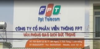 Lắp Mạng FPT Huyện Đức Trọng