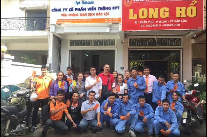 Lắp Mạng FPT Thành phố Bảo Lộc Lâm Đồng