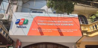 Lắp Mạng FPT Thị trấn Xuân Mai