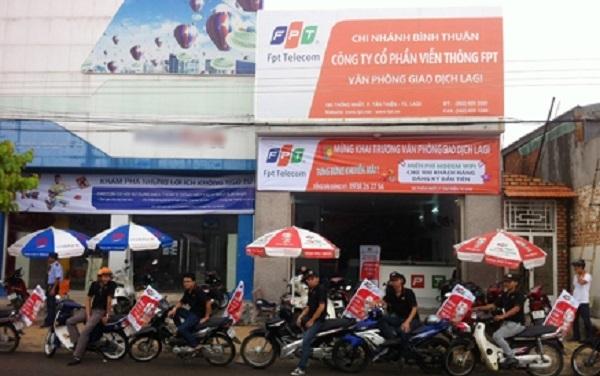 Lắp mạng FPT Thị xã La Gi